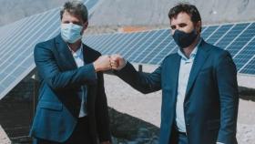 Brilla Argentina con nueva y moderna planta de energía solar