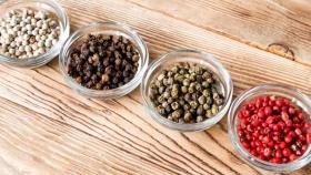Pimienta: tipos y propiedades de la reina de las especias