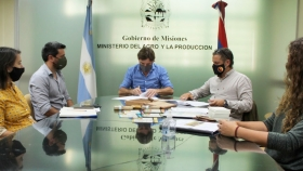Firman convenio para el desarrollo de tabaco orgánico