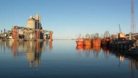 Puertos: vuelta a la normalidad en Bahía Blanca y Quequén