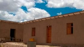 Tecnología: viviendas bioclimáticas para enfrentar el frío en los Andes