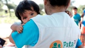 Pata Pila: una fundación dedicada a acompañar a las familias wichis