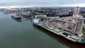 Bahía Blanca: un gran 2020 para el puerto