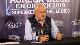 Juan Eiras - Presidente de la Cámara Argentina de Feedlot - Congreso II Edición