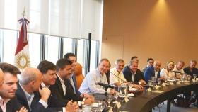 Schiaretti encabezó la reunión de Gabinete Provincial