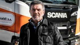 Scania amplió sus talleres de Esteban Echeverría