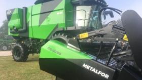 Argentina tiene su nueva cosechadora