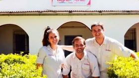 Tres amigos de profesiones del agro dejaron todo para combatir el hambre en el norte argentino