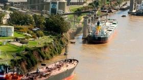 Los embarques, otro récord del maíz: se exporta más del doble que hace cinco años