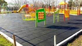 Juegos inclusivos, cuáles son las plazas con un espacio para personas con discapacidad