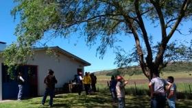 Trazan planes de prevención de incendios en las sierras de Tandilia