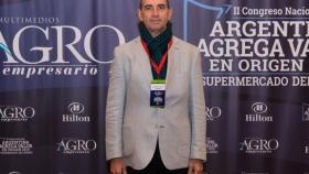 Belisario Álvarez de Toledo - Presidente del Mercado Central de Buenos Aires - Congreso II Edición
