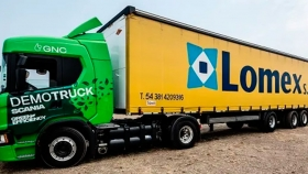 Una empresa de Tucumán compró dos camiones a GNC y reveló cuánto se ahorra al año