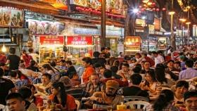 Los mejores mercados de alimentos asiáticos