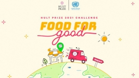 Startup de servicio de alimentos del este asiático gana el primer lugar en Hult Prize @ Yale