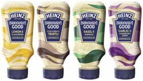Los nuevos sabores de Heinz