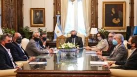 Encuentro entre la Mesa de Enlace y el Presidente: saldo favorable para el campo