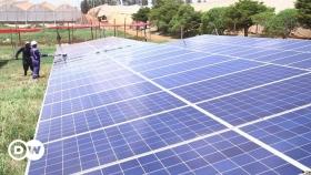 Energía solar para la floricultura en Kenia
