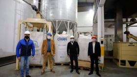 Empresa manicera cordobesa accedió al gas natural
