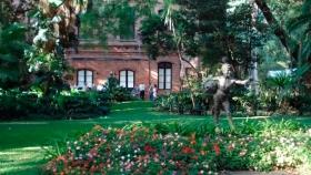 En 1898 abrió sus puertas el emblemático Jardín Botánico de Buenos Aires
