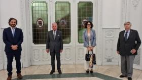 Cafiero y Todesca Bocco se reunieron con el Comité Ejecutivo de la Unión Industrial Argentina