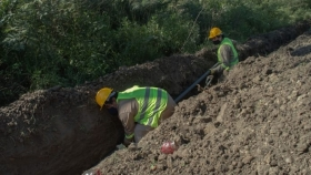 SAMEEP y Educación garantizan agua potable a escuela rural en paraje Villa Jalón