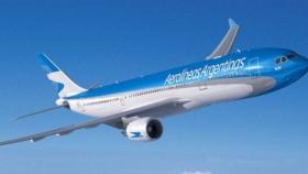 Aerolíneas Argentinas levanta vuelo