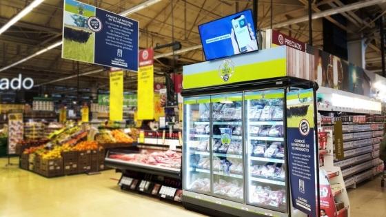 Carrefour incorpora tecnología blockchain en su marca Huella Natural