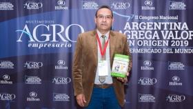Juan Carlos Domínguez - Gerente Comercial de Yerba Mate Titrayju Cooperativa Agricultura - Congreso II Edición