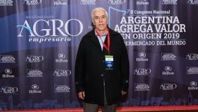 Oscar Alfonso Arellano - Decano de la Facultad de Ciencias Agrarias de la Universidad de Catamarca - Congreso II Edición