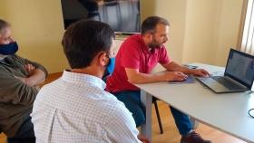 Trevelin: Avanzan las gestiones para la sala de faena porcina