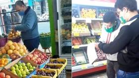 En la provincia ya se controlan precios de verduras y frutas
