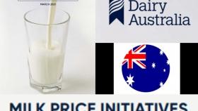 Australia: tres iniciativas para el Precio de la Leche