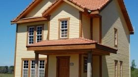 Casas de madera, una alternativa habitacional sustentable