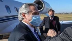 Tiempo de cambios: el presidente viaja a La Rioja luego del rearmado del Gabinete