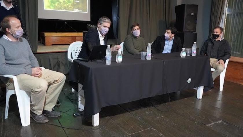 El RENATRE participó de la inauguración del Centro de Innovación para una Agricultura Sostenible de Buenos Aires