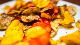 Las mejores chips vegetales del supermercado según la OCU