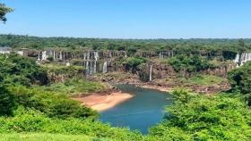 La crisis de las Cataratas del Iguazú