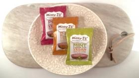 Missy J's: galletas y bocaditos veganos a base de algarroba