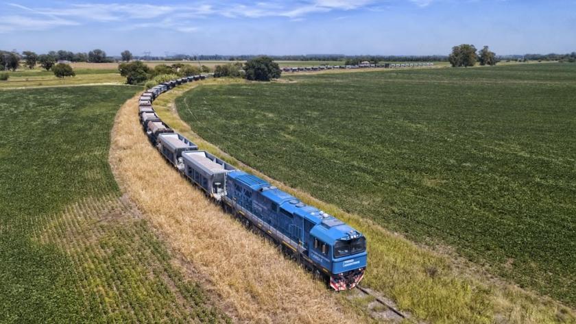 El Gobierno Nacional renovará 30 kilómetros de vías de Trenes Argentinos Cargas en Chaco y Catamarca