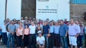 Tras abrir un frigorífico en Entre Ríos, Ricardo Garzia asegura que engordar ovinos puede ser una buena opción económica para el chacarero