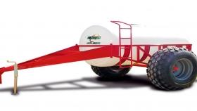 Acoplado tanque lechero 6.700 Lts