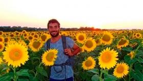 Una histórica ruta de la agroindustria lo inspiró a viajar y transformó su vida