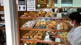 Panaderías pidieron hoy que el Gobierno fije cupo mínimo de harina para consumo interno