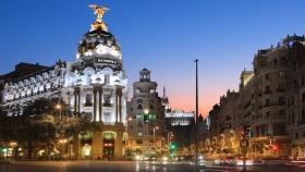 Unos vinos en Madrid
