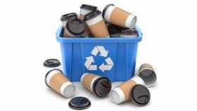 Estados Unidos: avances en el reciclado de vasos de café