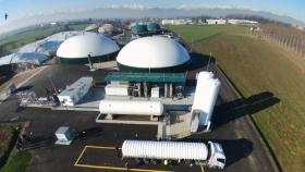 La primera planta agrícola en Italia de biometano licuado y Co2 biogénico