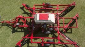 Giorgi desarrolla rastras agroecológicas para el manejo de la producción