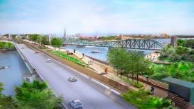 Bangkok construye parque elevado sobre vía férrea para promover espacios urbanos sustentables