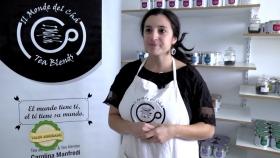 """Carolina Manfredi: """"Es una satisfacción personal muy grande poder desarrollar de manera profesional el arte del té"""""""